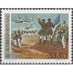Azores 1982. Historic Events