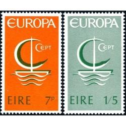 Ireland 1966. CEPT:...