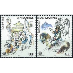 San Marino 1982. Historic...