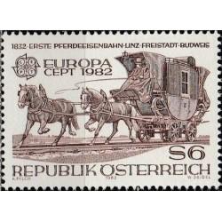Austria 1982. Historic Events