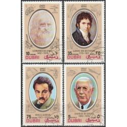 Dubajus 1972. Žymūs žmonės...
