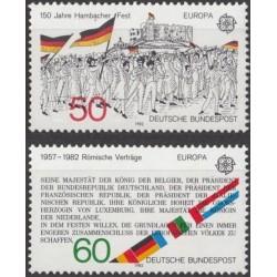 Vokietija 1982. Istoriniai...