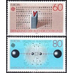 Germany 1983. Great Works...