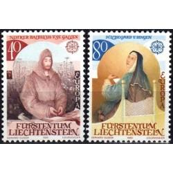 Liechtenstein 1983. Great...