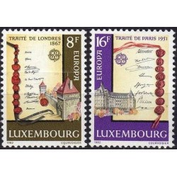 Luxembourg 1982. Historic...