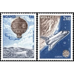 Monakas 1983. Žmonijos...