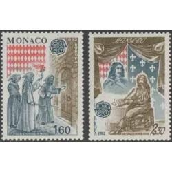 Monaco 1982. Historic Events