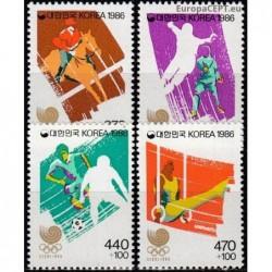 South Korea 1986. Summer...