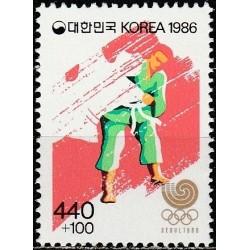 South Korea 1986. Judo