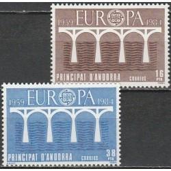 Andora (isp) 1984. CEPT -...