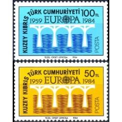 Turkų Kipras 1984. CEPT -...