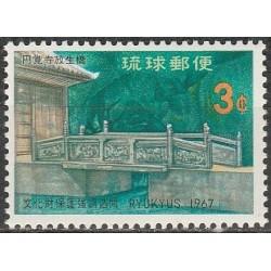 Ryukyu salos 1967. Tiltas