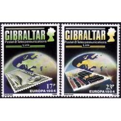 Gibraltar 1984. 25th...