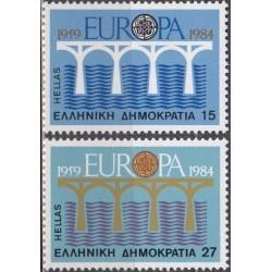 Graikija 1984. CEPT -...