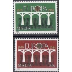 Malta 1984. CEPT - 25-eri...