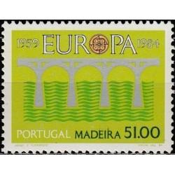 Madeira 1984. 25th...