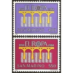 San Marino 1984. 25th...