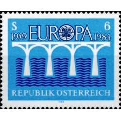 Austrija 1984. CEPT -...