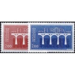France 1984. 25th...