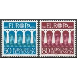 Lichtenšteinas 1984. CEPT -...