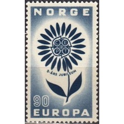 Norway 1964. CEPT: Stylised...