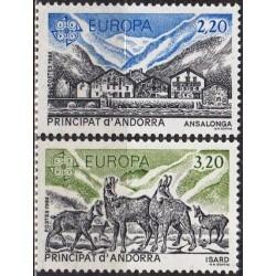 Andorra (french) 1986....