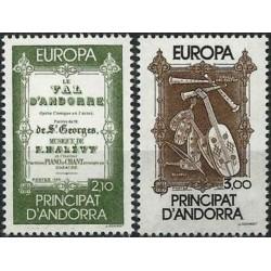 Andorra (french) 1985....