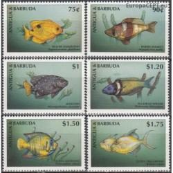 Antigua ir Barbuda 1998. Žuvys