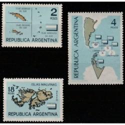 Argentina 1964. Falkland...