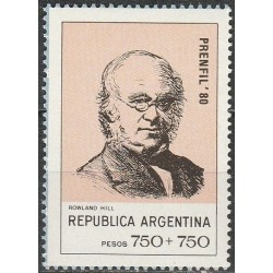 Argentina 1979. Rowland Hill
