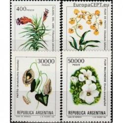 Argentina 1982. Gėlės