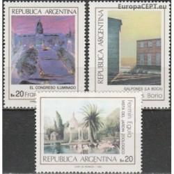 Argentina 1984. Paveikslai