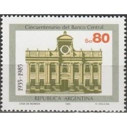 Argentina 1985. Central...