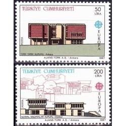 Turkija 1987. Modernioji...
