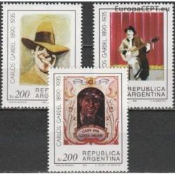 Argentina 1985. Carlos...