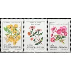 Argentina 1985. Gėlės