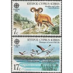 Kipras 1986. Aplinkos...