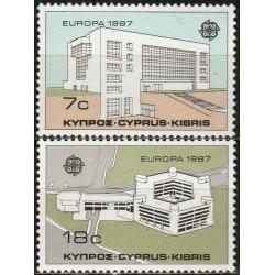 Kipras 1987. Modernioji...
