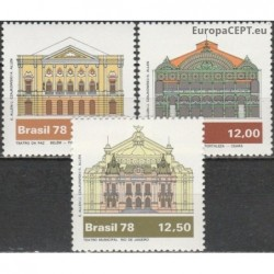 Brazil 1978. Architecture