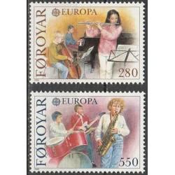 Farerų salos 1985. Europos...