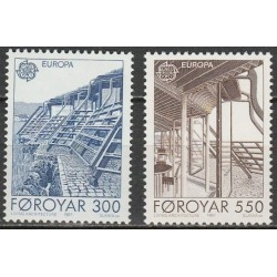 Faroe Islands 1987. Modern...