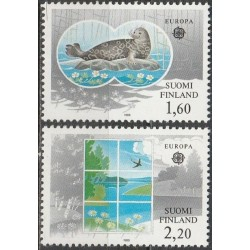 Finland 1986. Nature...