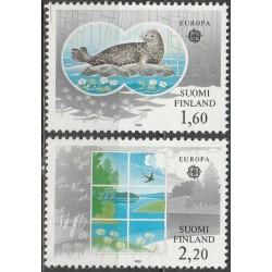 Suomija 1986. Aplinkos apsauga