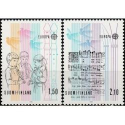 Finland 1985. European...