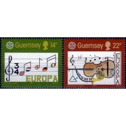 Guernsey 1985. European...