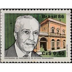 Brazil 1986. Politician