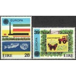 Airija 1986. Aplinkos apsauga