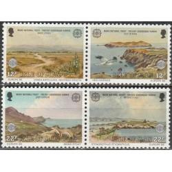 Isle of Man 1986. Nature...