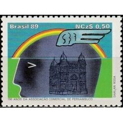 Brazil 1989. Trade