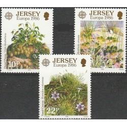 Jersey 1986. Nature...